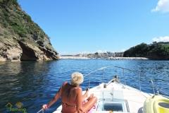 06 Ingresso al porto della Chiaiolella