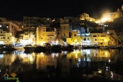 17 Corricella by night 3