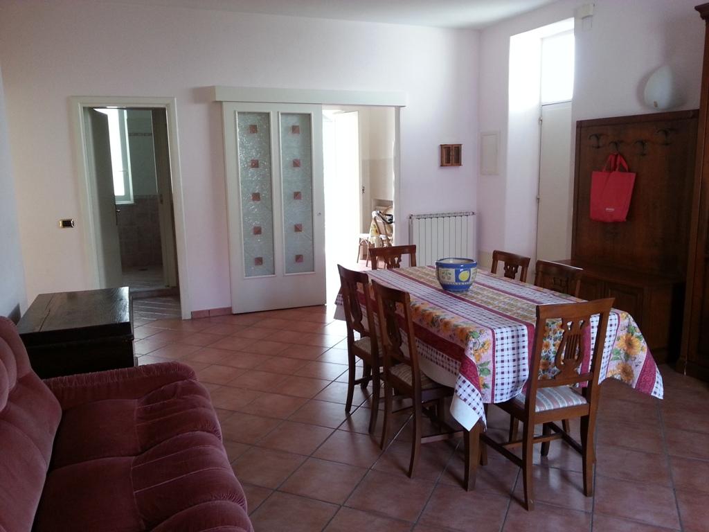 Inhoming casa da Antonio comoda e luminosa Soggiorno pranzo