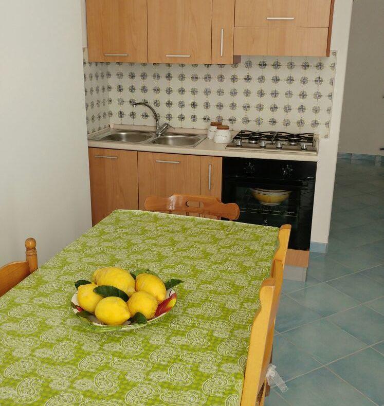 Inhoming casa da Rosanna tipica ischitana Pranzo