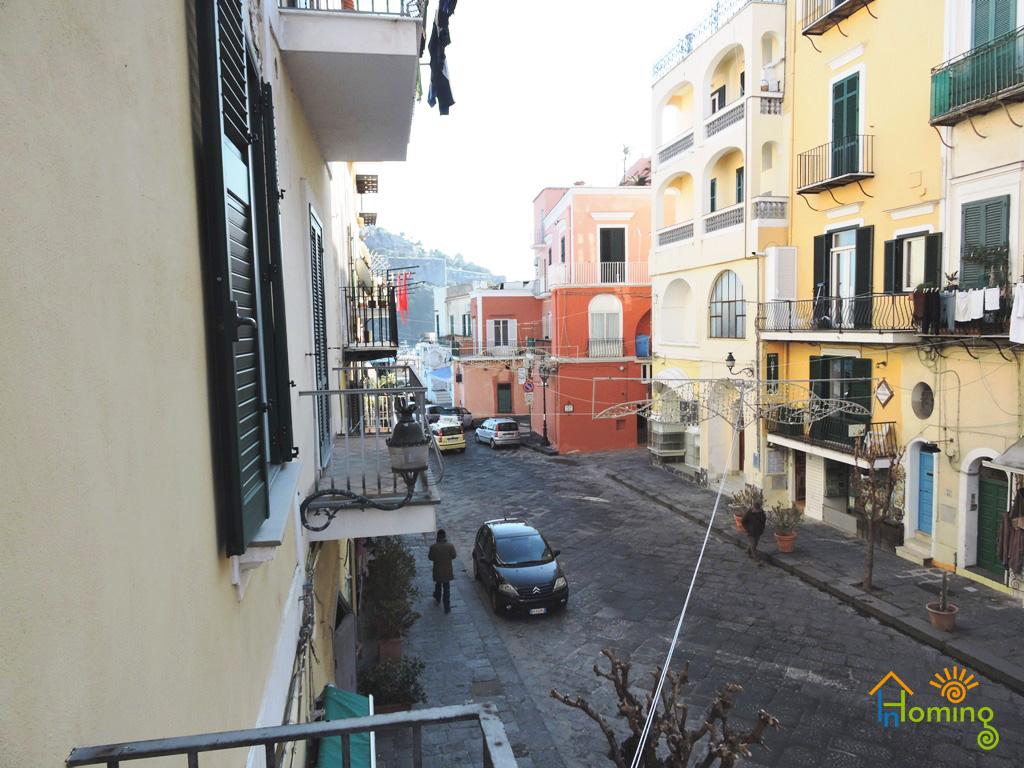 09 Vista dal balcone