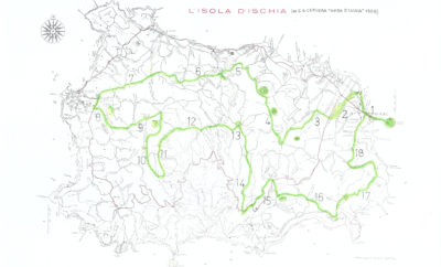 Ischia Insolita 4° tappa Forio – Serrara Fontana
