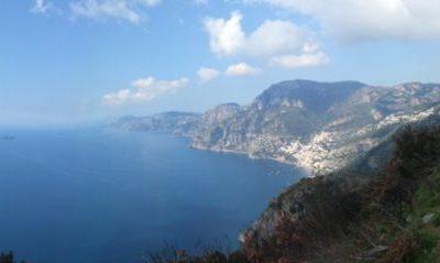 "Inhoming ""Il Sentiero degli Dei"" weekend Agerola"