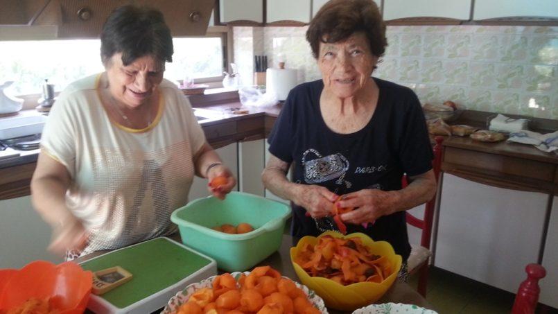 Inhomin la marmellata di nonna Rosa albicocche