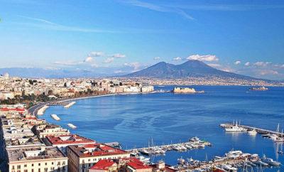 Il golfo di Napoli una settimana nel folklore