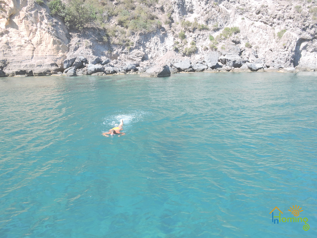 18 Baia di San Pancrazio nuotare in armonia con la natura