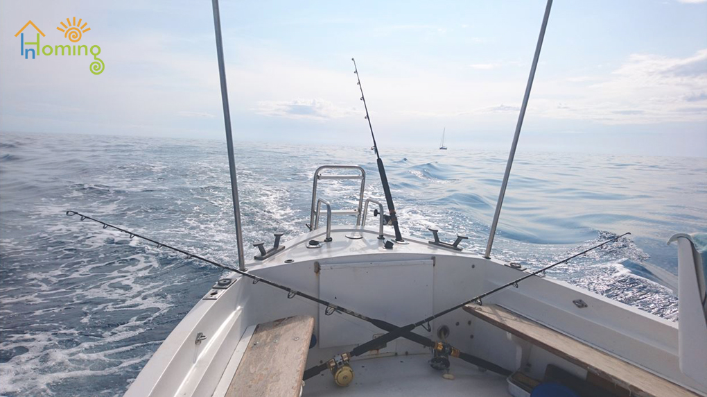 01 Angeltourismus-Pesca turismo -Leichte Ausrüstung