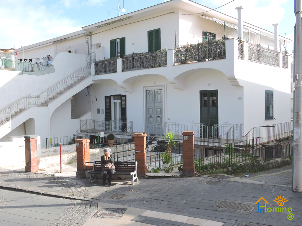 01 The building the Flat near the sea