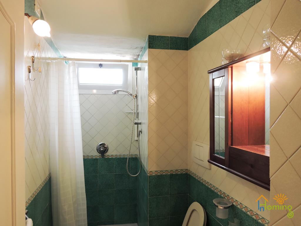 Bagno di servizio con doccia in homing